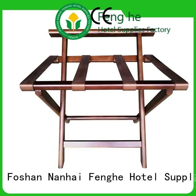 dedicated service hotel suitcase rack supplies supplier for campus