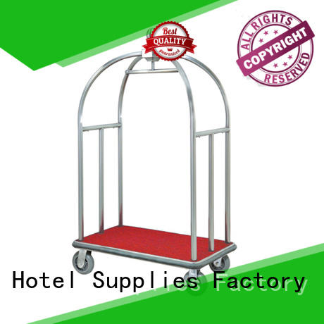 luggage trolley cart hotel luggage carrier top company