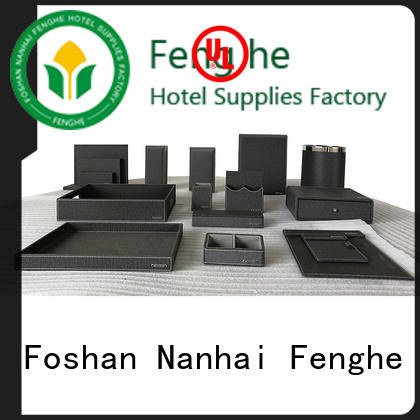Fenghe golden amenity set leading company for hotel