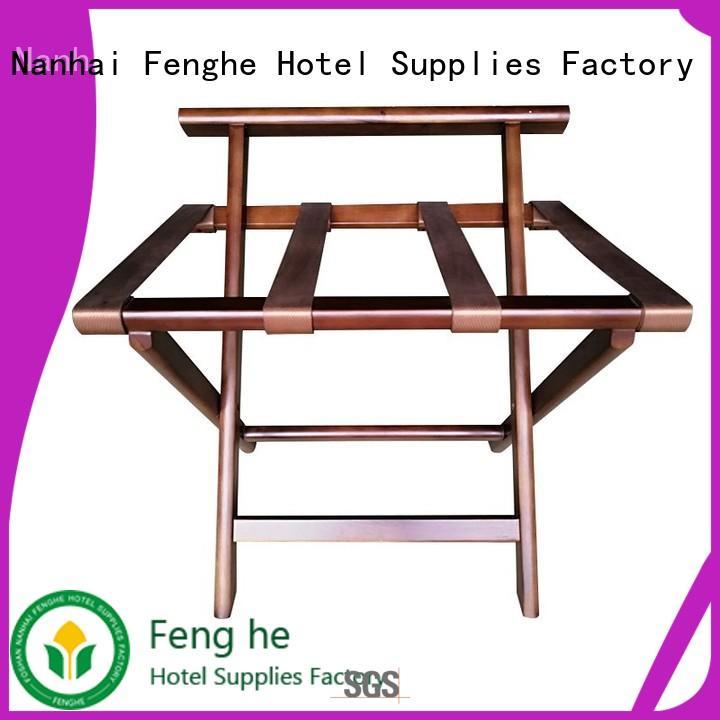 Fenghe customized suitcase holder hotel wholesaler trader for gym