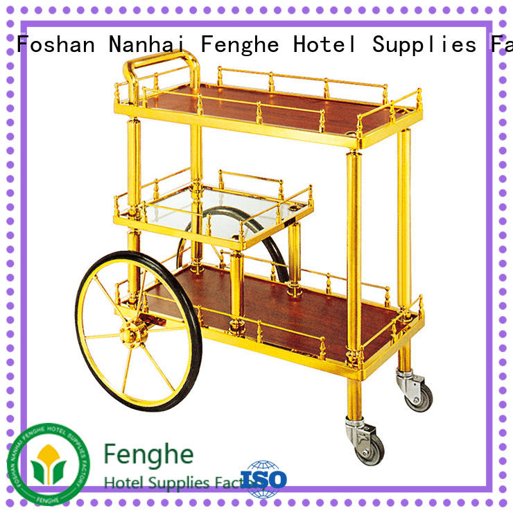 Fenghe new liquor trolley awarded supplier for wholesale