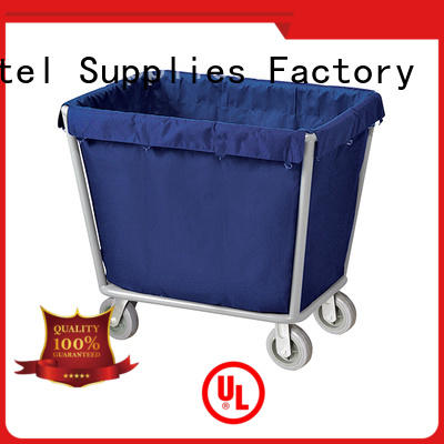 maid Custom laundry hotel housekeeping trolley fireproof Fenghe