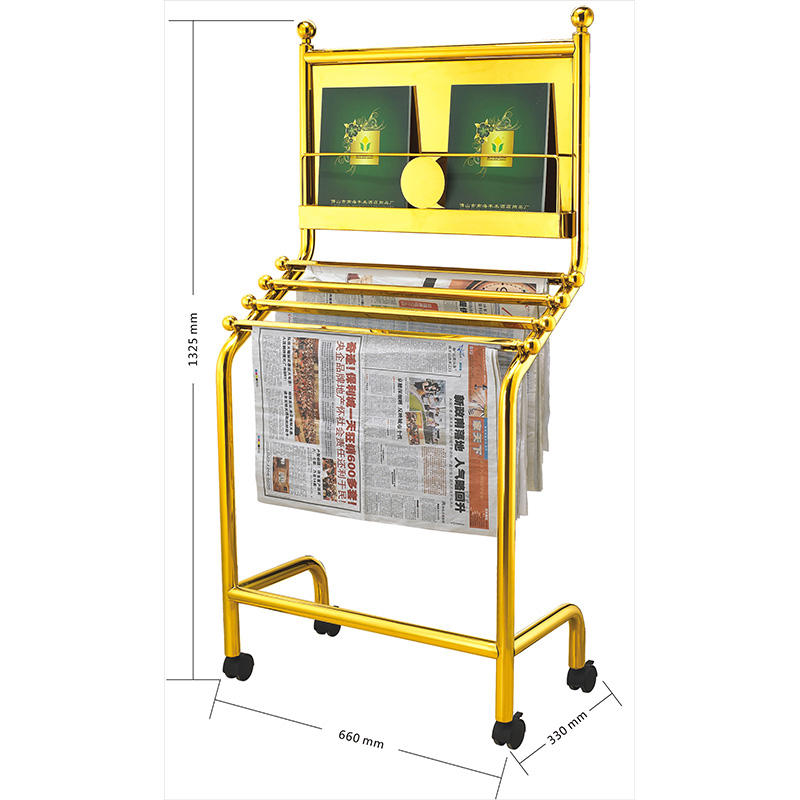 Fenghe best quality newspaper rack purchase online for importer-1