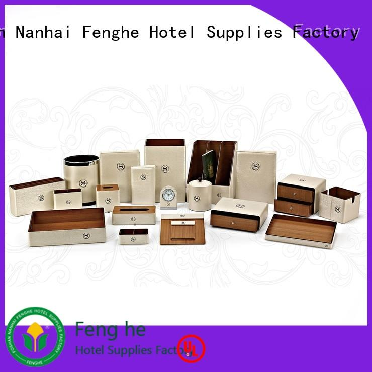 Fenghe hotel amenity set awarded supplier for wholesale