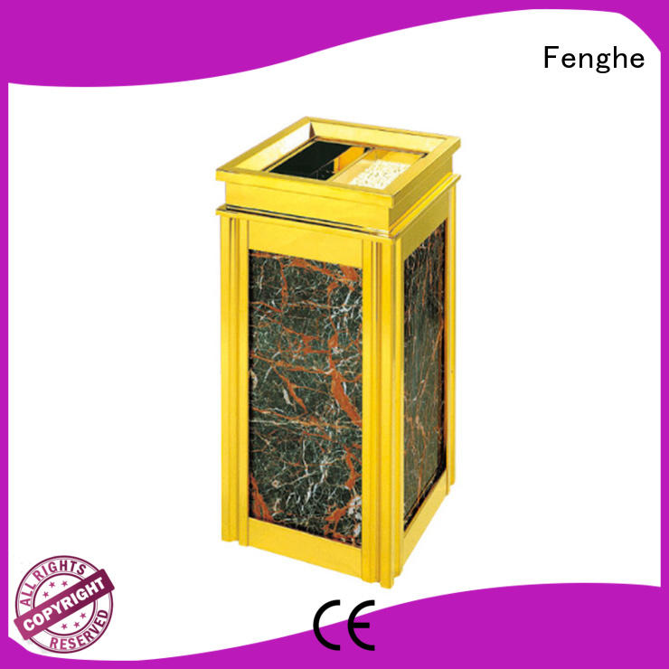 ground smoking bin waste ash Fenghe company