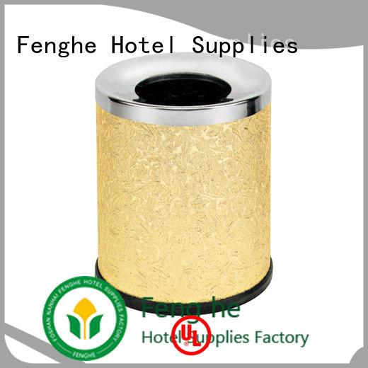 steel garbage waste paper bins for bedrooms Fenghe Brand
