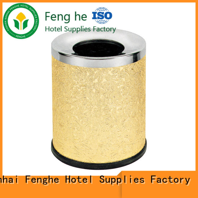 Fenghe trash waste paper bins for bedrooms quick transaction for importer