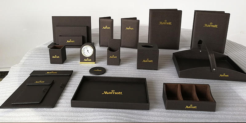 Fenghe-Amenity Set, Wholesale Hotel Amenities Supplies Hotel Room Leather Products
