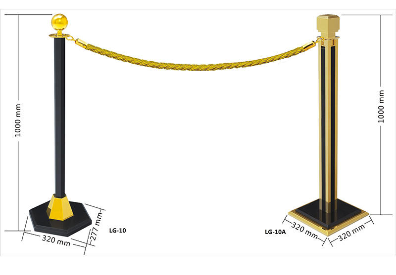 Fenghe hot recommended railing stand factory for hotel-1