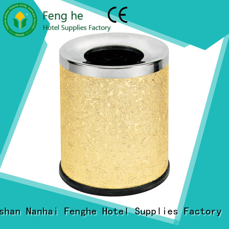 waste paper bins for bedrooms stainless for importer Fenghe