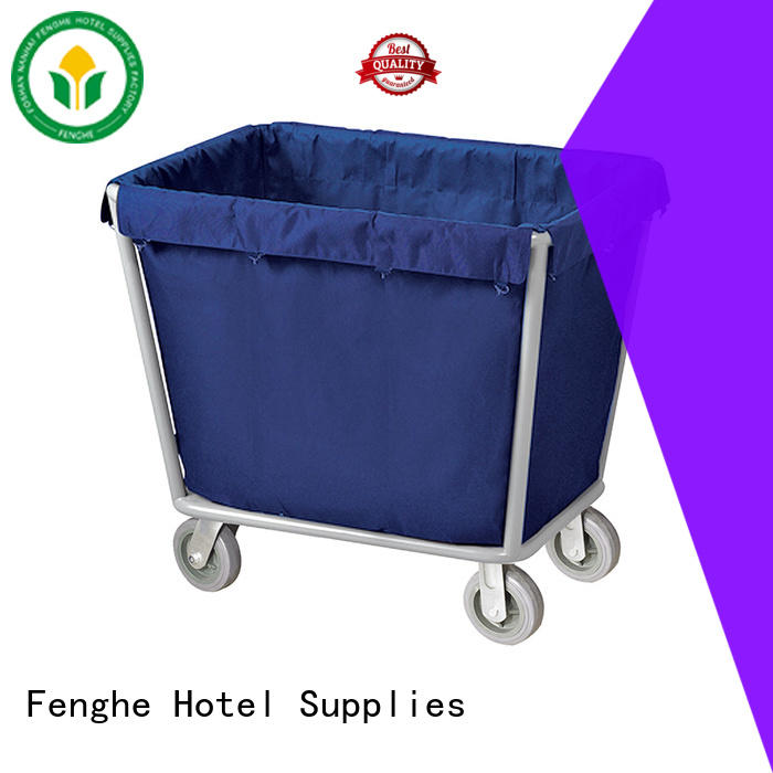 service laundry housekeeping carts for hotels Fenghe Brand