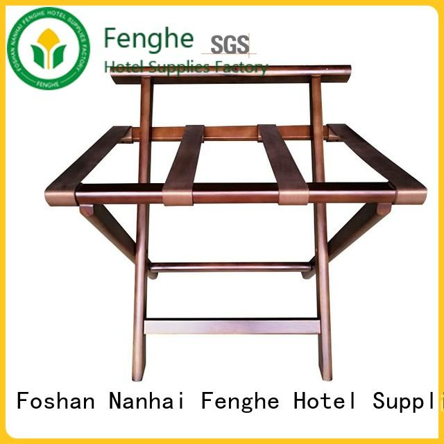 Fenghe gym hotel suitcase holders wholesaler trader for campus