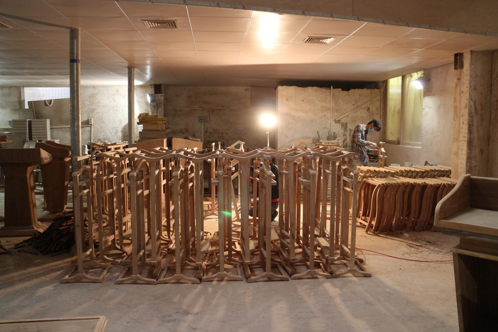 Fenghe metal custom pulpits for lecture halls