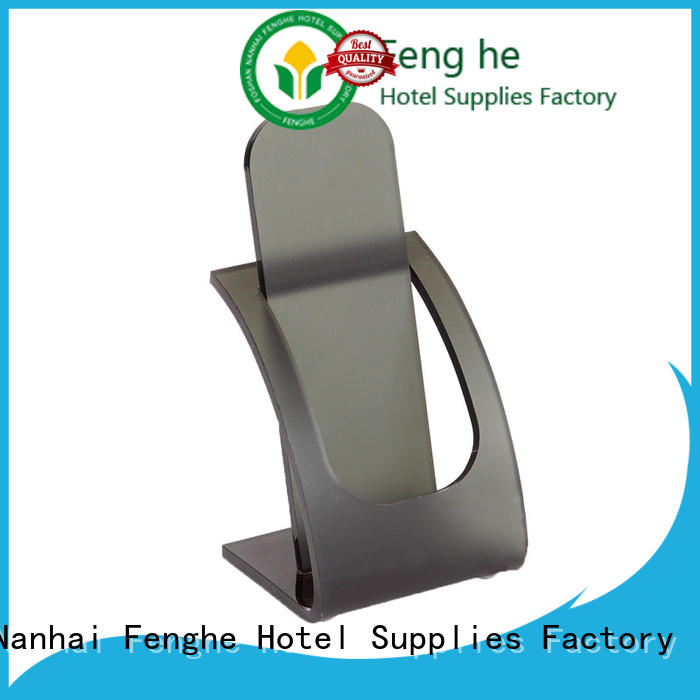 Fenghe standard acrylic tray inquire now for hotel