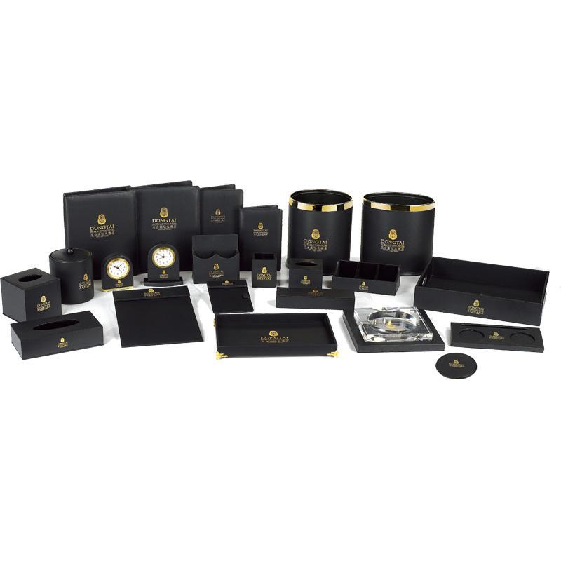 Fenghe elegant leather folder awarded supplier for guest house-1