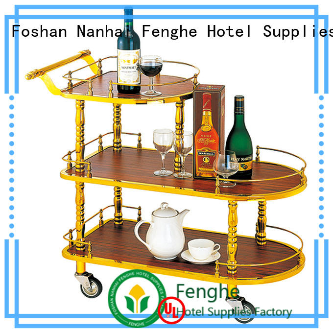 Fenghe liquor wine cart trader for wholesale
