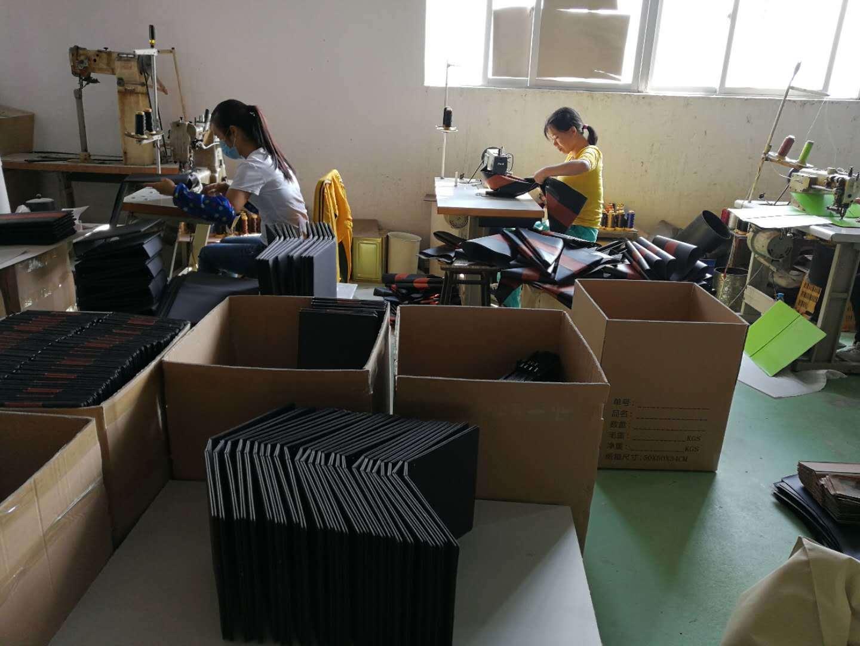 Fenghe metal hotel housekeeping trolley factory-2