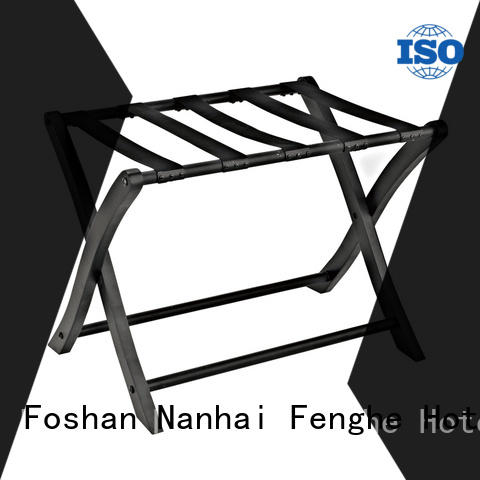 Fenghe selling hotel suitcase holders wholesaler trader for hotel