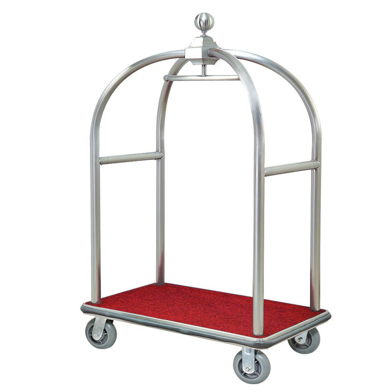 Fenghe high reliability hotel style luggage cart order now for hotel-1