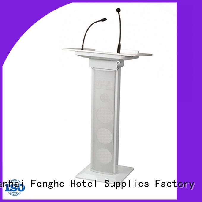 Fenghe dustbin stage rostrum manufacturer for seminars