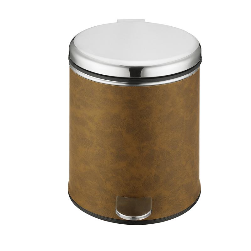 Fenghe-Wholesale Hotel Room Trash Cans Manufacturer, Leather Storage Bin | Fenghe-1
