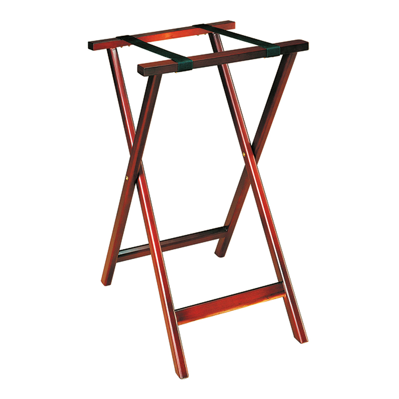 Fenghe-Wholesale hotel room wooden folding luggage stand luggage rack-1
