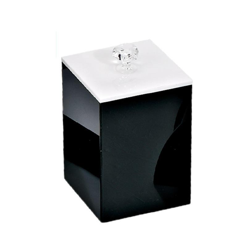 Hotel supplies bathroom accessories acrylic bath salt bottle
