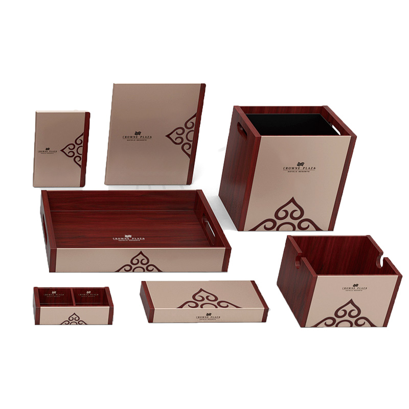 Fenghe-Bathroom Amenity Tray Manufacture | Wholesale Colorful Hotel Guest Room Leather Products-2