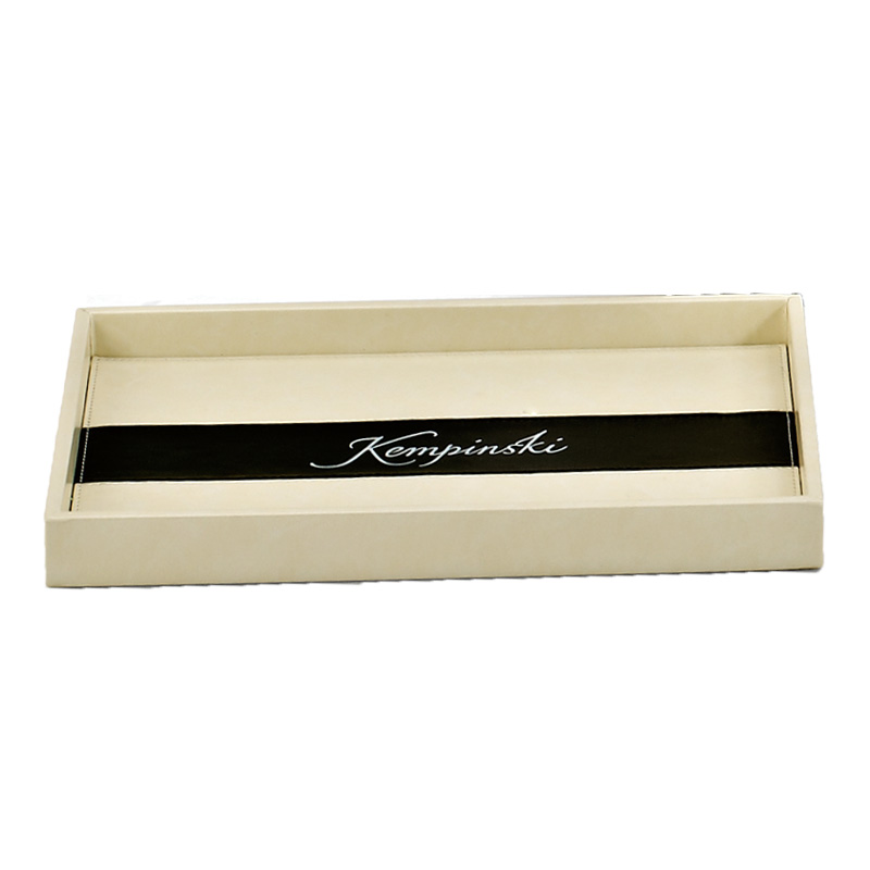Fenghe-Hotel White Leather Product Series, Leather Folder, Restaurant Menu Cover-2