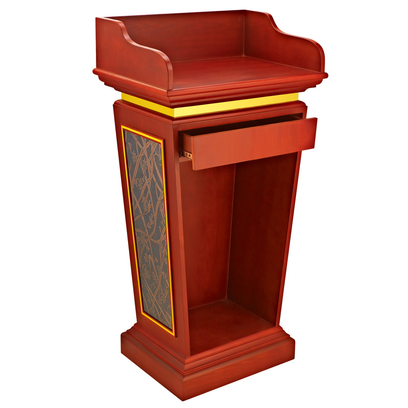 Fenghe cherry rostrum manufacturer for lecture halls-6