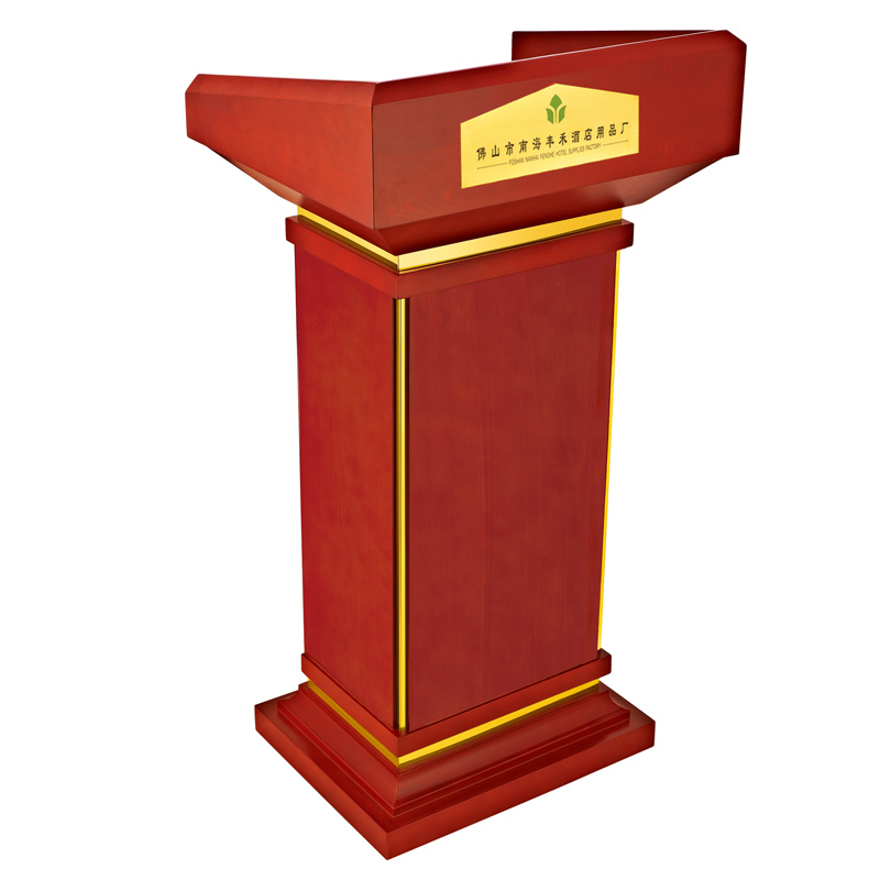 Fenghe-Custom Pulpit Manufacturer, Pulpit For Sale | Hotel Rostrum