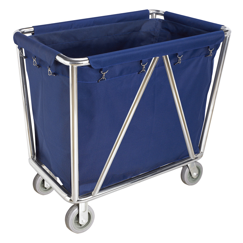 Fenghe-Custom Hotel Housekeeping Trolley Manufacturer, Housekeeping Cart Organizer