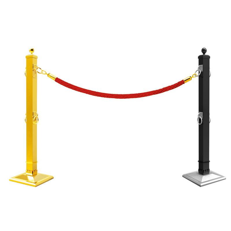 Hotel supplies queue pole queue stand stanchion