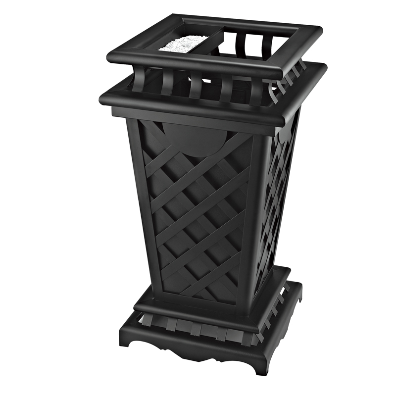 Fenghe-Outdoor Garbage Can Storage Supplier, Outdoor Trash Bin | Fenghe-1
