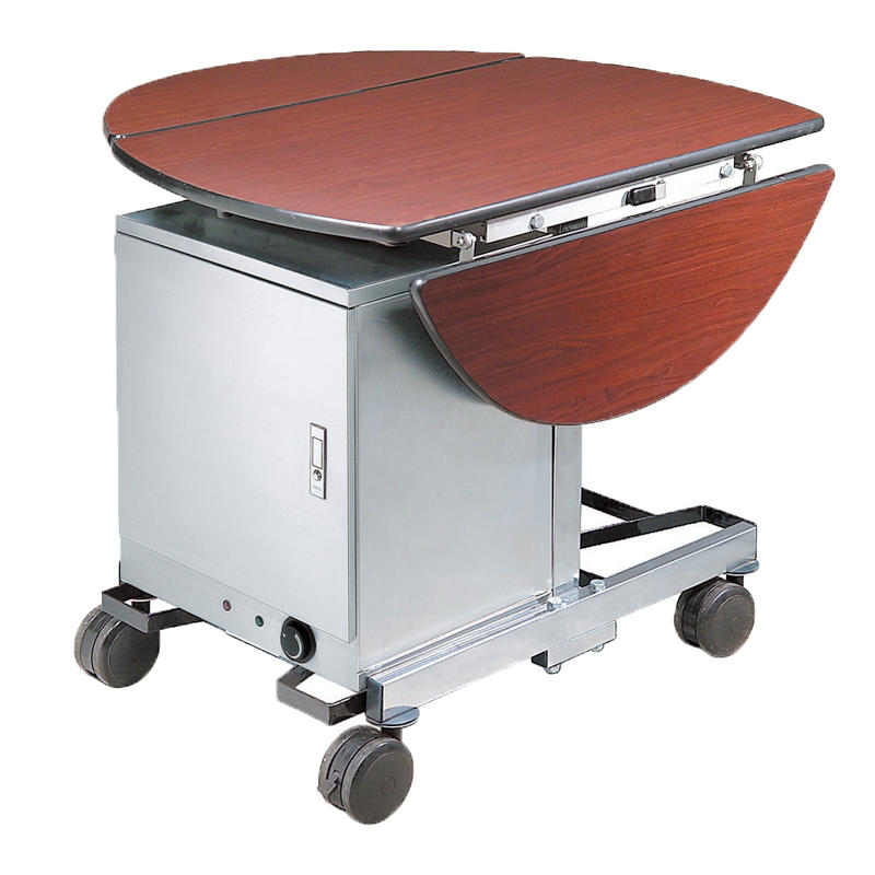 Hotel 5 star equipment guest room service cart service trolley