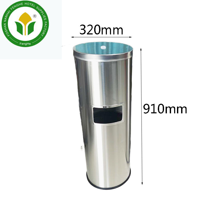 professional cigarette disposal bin flip overseas market