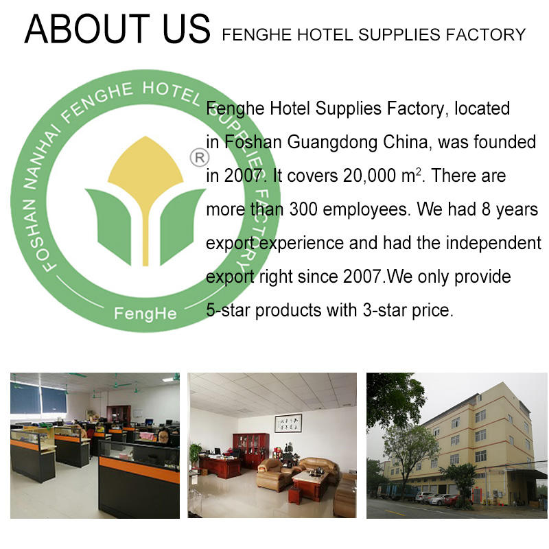 dedicated service hotel supplies hotel chinese manufacturer for hotel