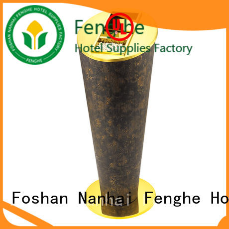 Fenghe professional ash bin request for quote for hotel