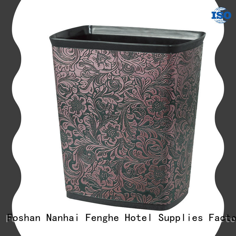Fenghe styles hotel room bins factory for wholesale