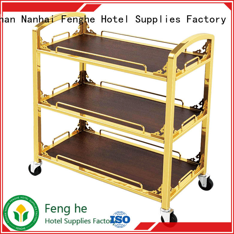 Fenghe equipment drink cart trader for wholesale