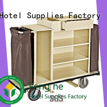 Fenghe luxury maid trolley hotel inquire now