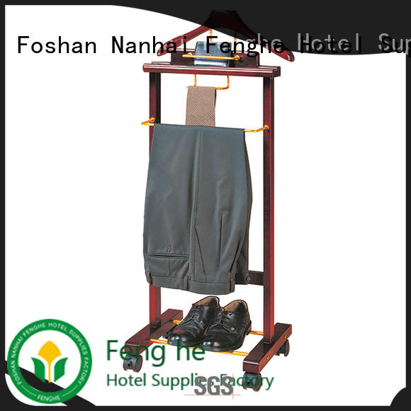 Fenghe stands coat hook rack for hotel industry