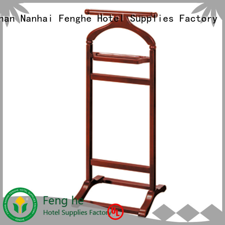 Fenghe hangers clothes hanger stand factory for trade show