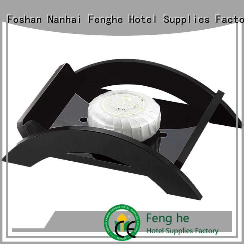 amenity acrylic tray quick transaction for hotel Fenghe