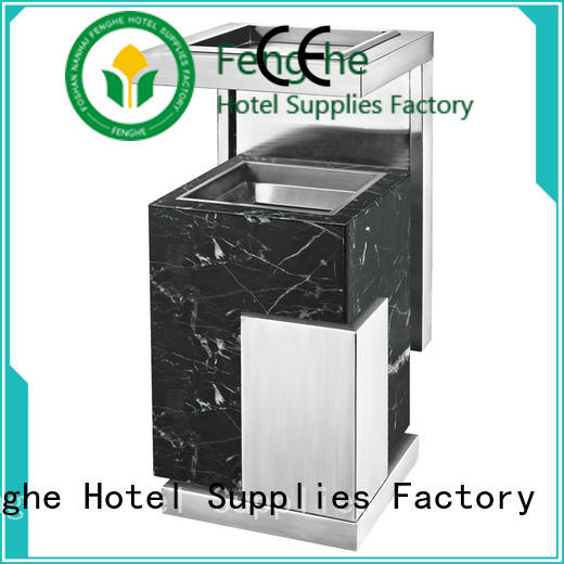 5 star service cigarette disposal bin wood request for quote for guest rooms