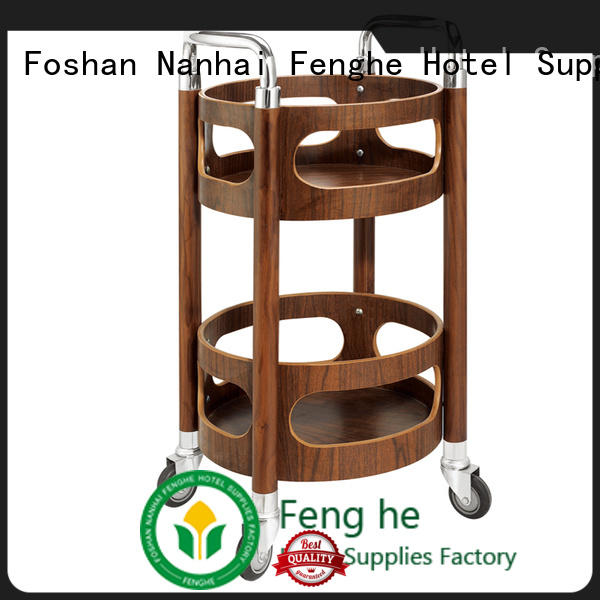 new alcohol cart awarded supplier for hotel Fenghe