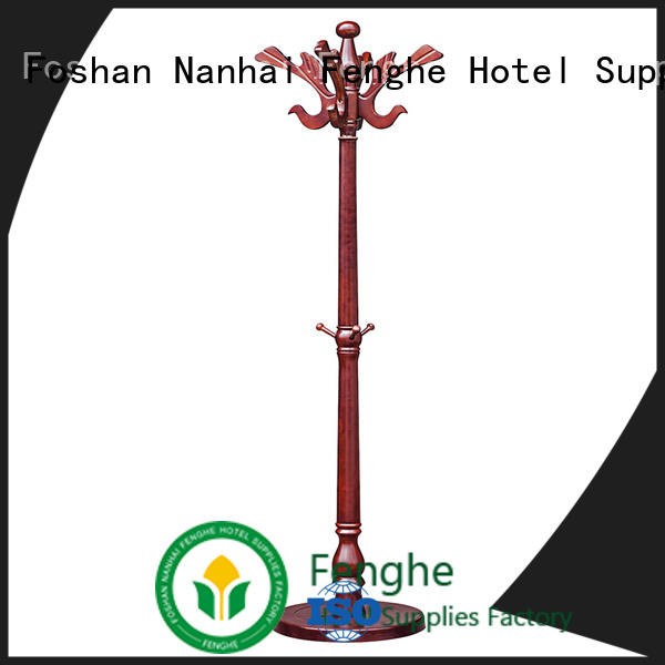 Fenghe quality coat hook rack for hotel industry