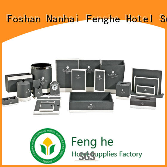Fenghe customized amenity set awarded supplier for wholesale