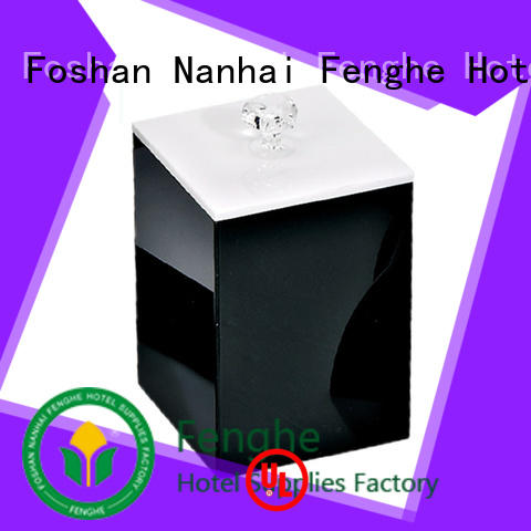 Fenghe dedicated service acrylic tray overseas trader for hotel