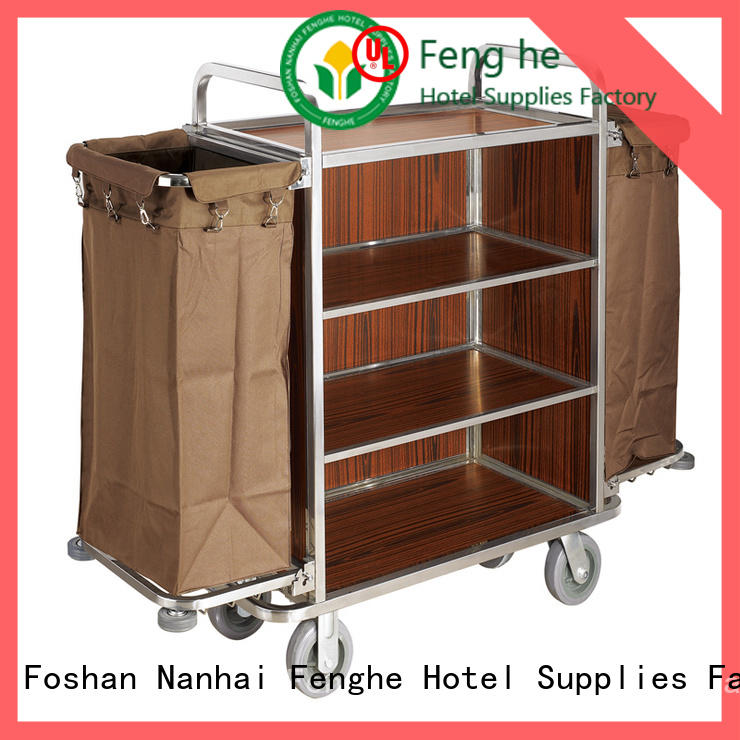 customized maid trolley hotel customer inquire now